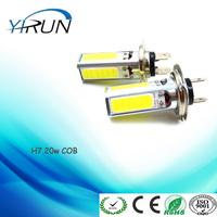 Pure White H7 20w COB LED Headlight Fog Light Lamp Bulb