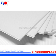 PP Corrugated Hollow Plastic Sheet