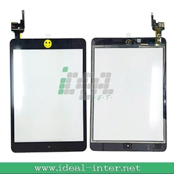 Hight quality products For iPad Mini 3 digitizer Touch Screen With IC And Home Button