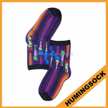 Child Vivid Color All Over Custom Print Socks