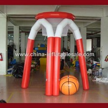 High Quality Funny inflatable basketball goal H4-0597