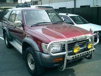Toyota HILUX SURF Diesel TURBO, Used Car