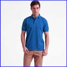 Top quality breathable custom brand 100 cotton short sleeve men polo t shirt wholesale