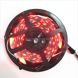 9W 5v magic color rgb led strip lighting smd 5050 ws2801 ws2811 ws2812 ws2812b for outdoor use