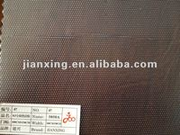 Hot melt adhesive double faced adhesive tape for interlining