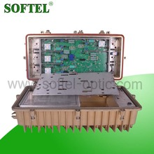 [SOFTEL]High quality optical catv ftth 4 channel rf transmitter receiver circuit
