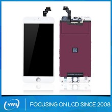 Hot selling mobile phone repair parts lcd touch screen replacement for iPhone 6 plus lcd