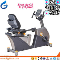 Recumbent bike/cardio workout machine/gym clubs/fitness center