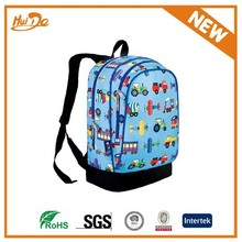 cute childrens backpack with full printing
