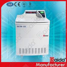 DL7M-12L Floor Model refrigerated blood bank Centrifuge