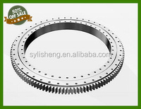 2014 Chinese Hot Sale High Precision Slewing Bearing VLU Series with Outer Teeth