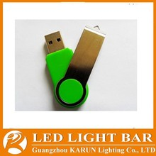 2015 spin USB pen drive for promotion gift