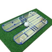 Golf Training Aid,Golf Putting Mirror, Golf Practice mirror