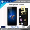 hot new products 2015 screen protective film for sony z4 mobile phone import mobile phone accessories
