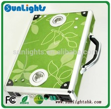 10w Foldable Solar Charger Bag and Portable Solar Power Pack