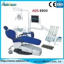 Top-Mounted instrument tray dental chair unit for sale ADS-8800