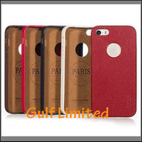 HOCO hot selling western style TPU back cover case for iphone5 5S