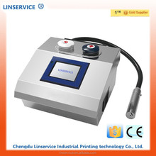 for sale LS EC 230 lable serial number coding Automatic Contineous Small Character Inkjet Printer