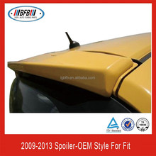 wholesale rear spoiler oem for Fit spoiler-OEM 2009~2013