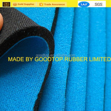 Polyester Fabric Neoprene Rubber For Bags