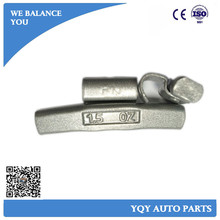 Factory price 100% universal fe wheel balance weights for steel rim or alloy rim