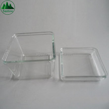 Custom Sodalime Ammeter Glass Shell