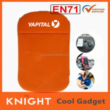 Eco-friendly logo print best selling car accessory ,anti slip pad