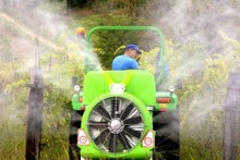 71PL 25-50 HP / (18-55 KW)Tractor PTO powered fan/air-assisted garden sprayer/mist blower/tractor sprayer/spraying atomizers