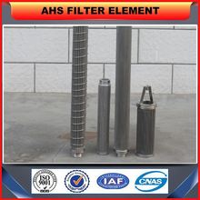 High quality Metal Melt Filter in Chemical and Fibre Industry