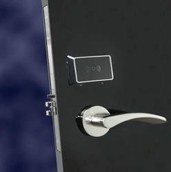 Smart network biometric door lock