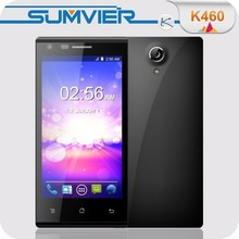"""4G LTE 4.5"""" QHD MTK6582M Quad Core Android 4.4 1G+4G Unlocked Mobile"""