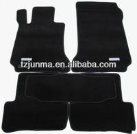 full set of car anti slip foot pad mat for beautiful automotive car