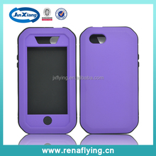 Special design 360 degree protective mobile case for iphone 5
