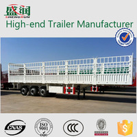rail fence/stake side wall semi trailer for sale