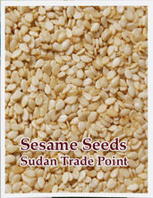 Sudanese Whitish Sesame