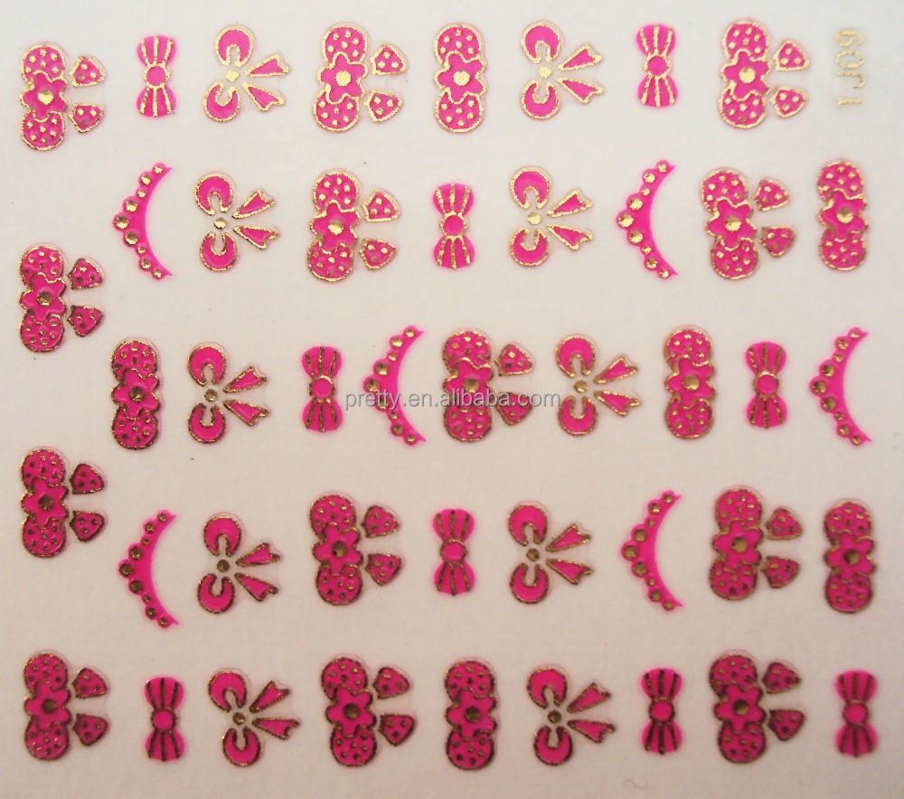Sticker Tattoos For Kids Hot Sale Nail Tattoo Sticker