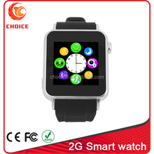 2015 top sale in Amazon colorful smart wrist watch phone android s69