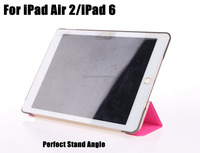 Wholesale Case For iPad Air 2,For iPad Air 2 PU Leather CustomTablet Cover