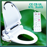 2014 Hot Sale China Manufacturer Intelligent Toilet Seat,Electric Toilet Bidet,Hot And Cold Water Toilet Seat Bidet GW-B401