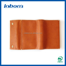 High Quality Embossed Leather Book Covers