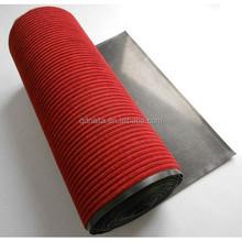 Double stripe mats doormat carpet mat slip-resistant pvc carpet - DZLY/door mat