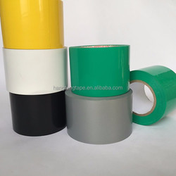 Acrylic Adhesive and Waterproof Feature rubber/hot sol duct tape