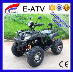 2015 New Shaft Driving China Cheap Electric Quad ATV 2000W