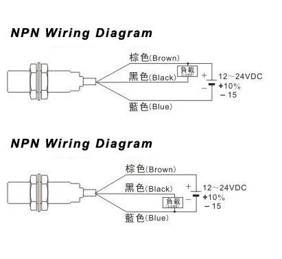 F3c 12ks02 Series Inductive Sensors Flush Type Npnpnp No
