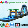 2015 hot sale inflatable slide for adults,inflatable water slide for sale,tropical water slide