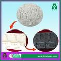 areia de fundição de revestimento com excelente permeabilidade ao gás