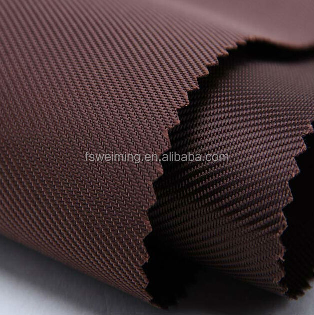 1680D polyester twill oxford fabric with PU coating-1