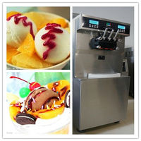 commercial ice cream making machine/cheap ice cream machine/portable ice cream machine