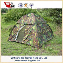 ultralight portable camping and scout tent cot for 1-2 person