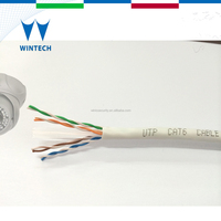 0.5MM 23AWG d-link lan utp cable network cat6